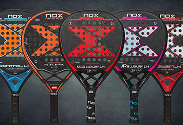 Nox Padel Collection 2018
